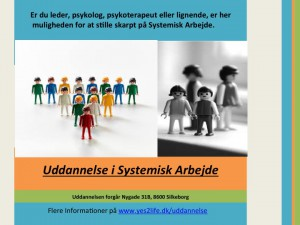 Uddannelse i Systemisk arbejde v/Morten Hjort