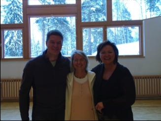 Yes2Life, Inge underviser hos Truehearts v. Reetta, Finland