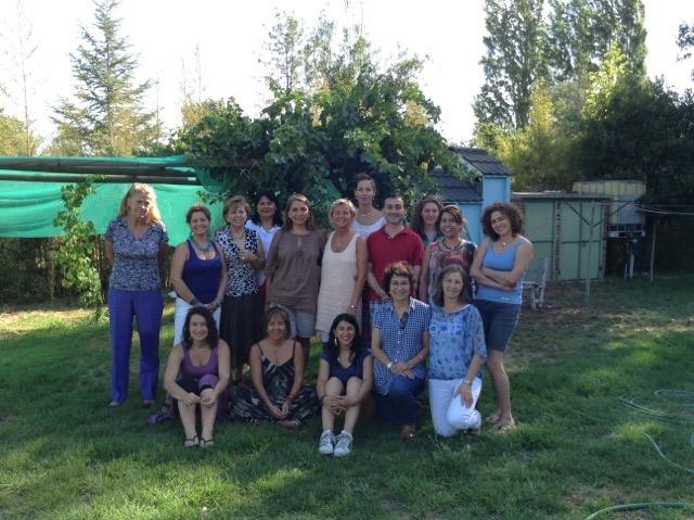 Yes2Life, Inge underviser hos Gestor PNL v. Jessica, Chile