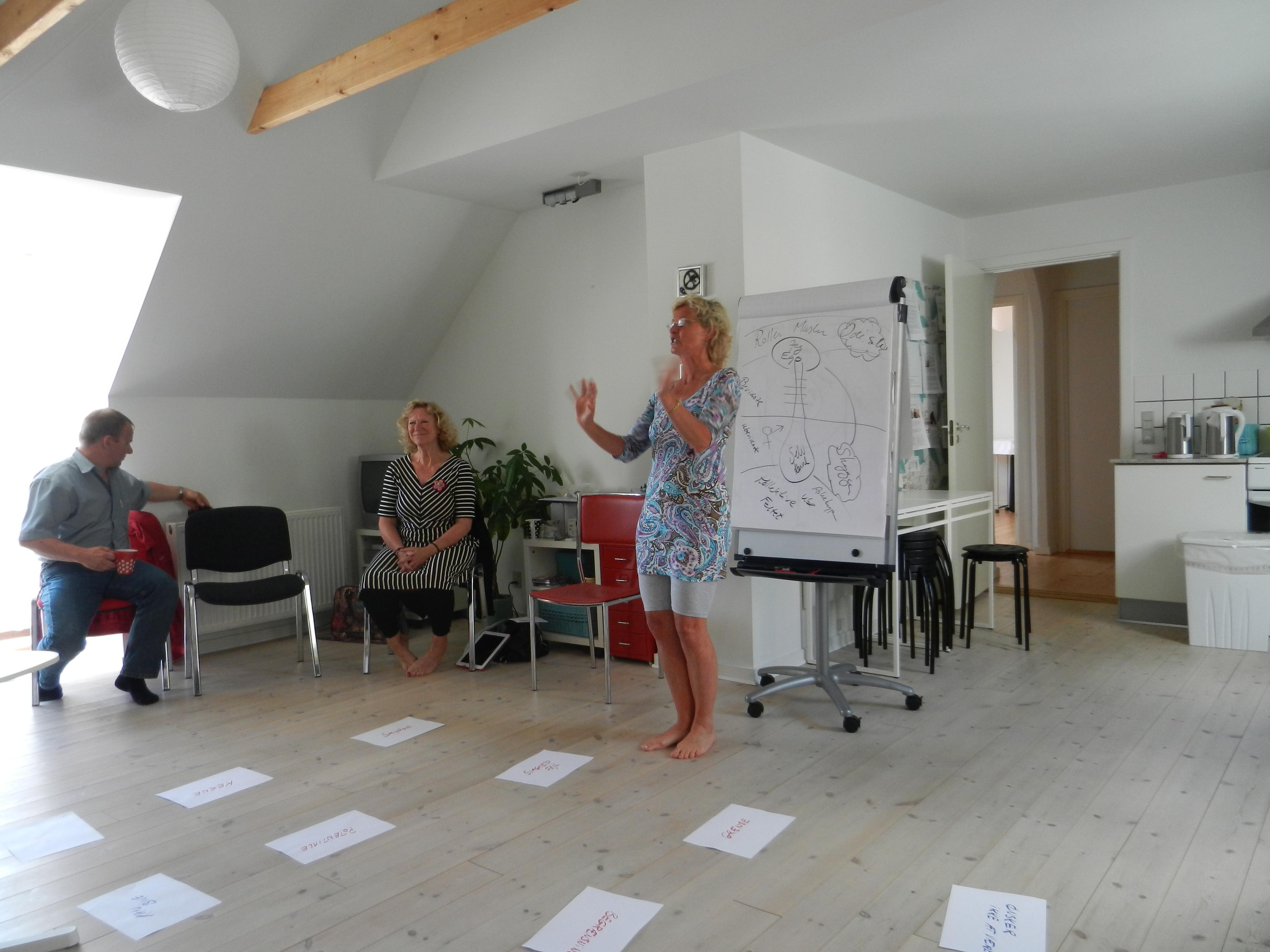 Next Generation NLP, formidler Inge, Yes2Life Silkeborg DK